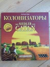 Настольная игра Колонизаторы