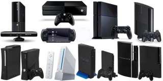 Ремонт, прошивка Sony PS4, PlayStation 3, PlayStation 2, PSP, Xbox 360