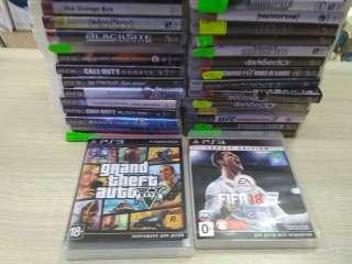 Диски Sony PS3 FIFA18, GTA5 и многое другое, Киев