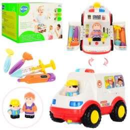 Машинка скорой помощи HuiLe Toys 836