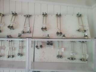 Усилиные ремонтные безшарнирные стойки стабилизатора Jumpy, Camry 40