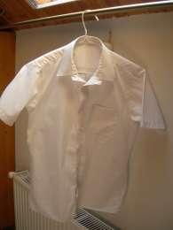 Рубашка, мальчику, Marks Spencer, р 12 лет, 152 см
