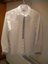 Рубашка, вышиванка, фабрика Юность, р 42, 170 см