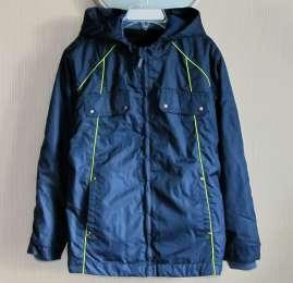 Многофункциональная куртка 2 в 1, р.122, от 5 до 7 лет, новая!