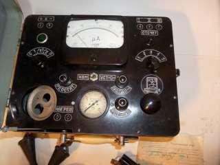 Прибор для проверки электрооборудования автомобилей Э-531