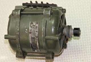 Электродвигатель ДВС-У1, 220В, 0.4А, 12Вт, 1500 об/мин.