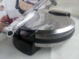 Чапатница, Roti maker Clatronic , диаметр 30,5 см