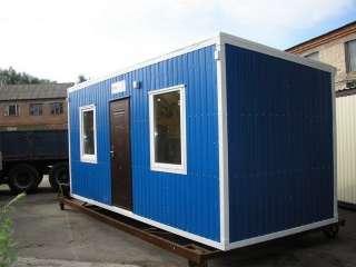 Бытовка, блок-контейнер, пост охраны, дачный домик