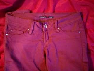 Джинсы женские бордо Madoc jeans 42/44-S размер-size