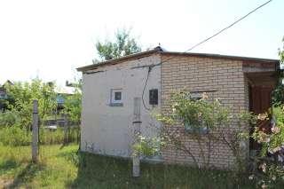 Стайки дача-баня 30 м2 на 6 сотках с садом.