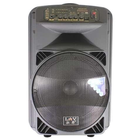 ➜Акустическая система LAV PA-122 250Вт Bluetooth/USB/SD переносная 2 м