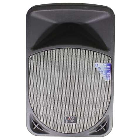 ➤Акустическая система LAV PA-500 на 500Вт напольная Bluetooth/USB/SD +