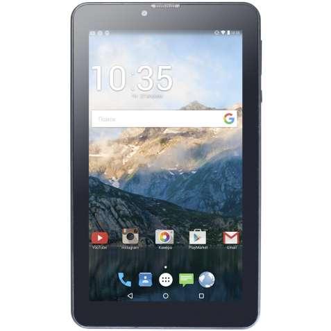 "☎Смартфон 7"" LESKO Mobile 1/16GB 4 ядра 2 SIM IPS экран батарея 3000 m"
