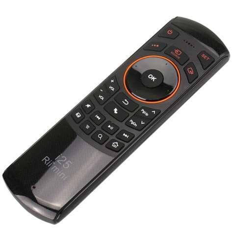✓Унивеpсальный пульт Riitek Rii mini i25 для телевизора Android TV с к