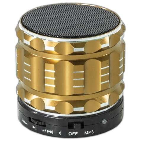 Супер Bluetooth-колонка Lesko BL S-28 для прослушивания музыки золотис