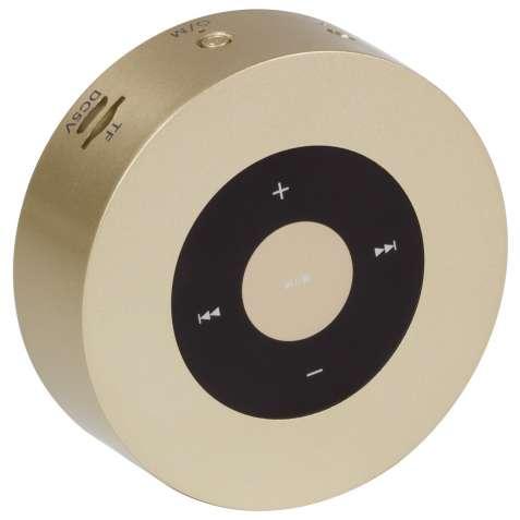 Мини-колонка BL Keling A8 золотистая беспроводная музыкальная для смар