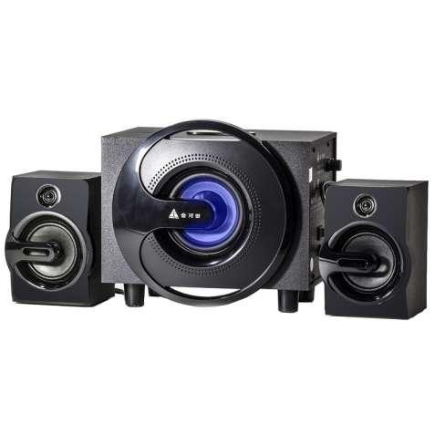 ★Акустическая система Golden Field Q8 Bluetooth сабвуфер с регуляторам