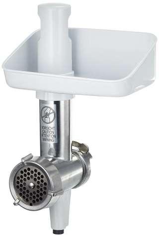 Мясорубка - Bosch MUZ4FW3 (подходит для кухонных комбайнов Bosch MUM4)