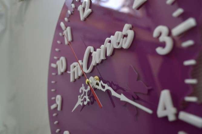 Настенные часы с Вашим логотипом