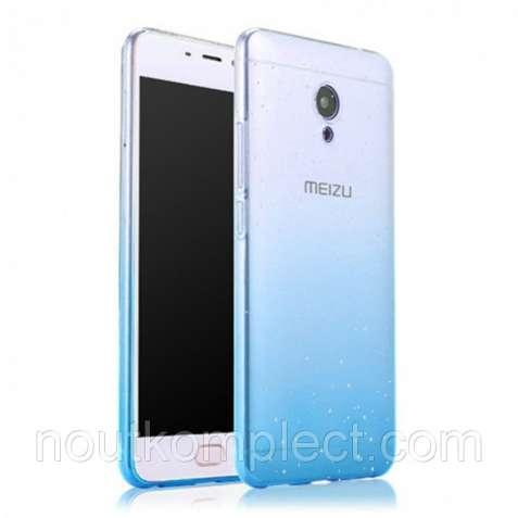 Чехол PC Glaze Cover для Meizu M5 Note Blue (PC-001556)