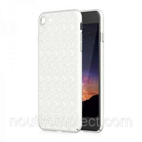 Чехол Baseus Plaid для Apple iPhone 7/iPhone 8 White (PC-000023)