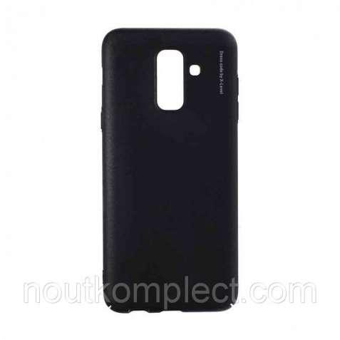 Чехол X-Level PC Knight для Samsung Galaxy A6 2018/A600 Black (PC-0031