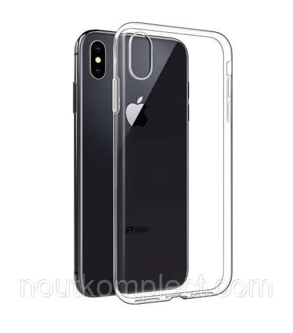 Чехол TPU iMax для Apple iPhone X Transparent (CC-81021)