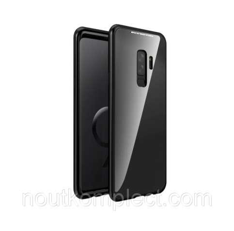 Магнитный чехол Fashiohi для Samsung Galaxy S9/G960 Black (TK-7010)