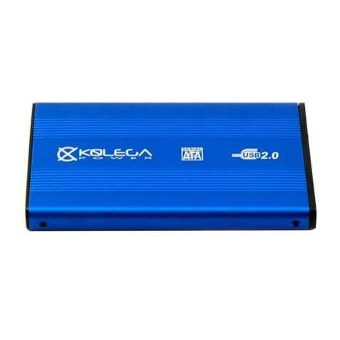 "Внешний карман для HDD SATA 2.5"" USB 2.0 (алюминиевый) Kolega-Power (С"