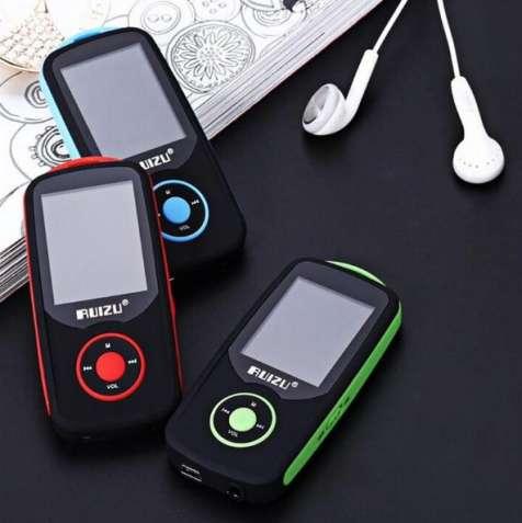 Ruizu - X06 Mp3\Mp4 плеер Hi-Fi + Bluetooth