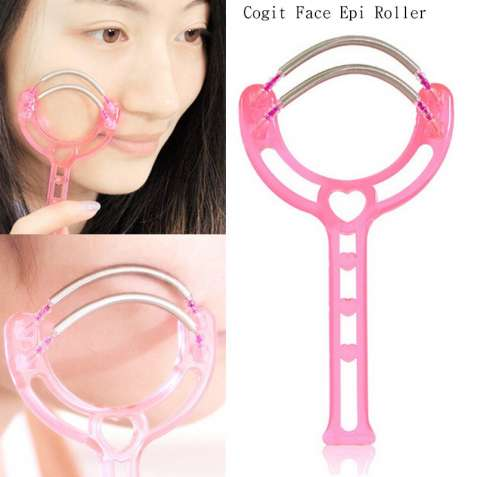 Эпилятор для лица face epiroller