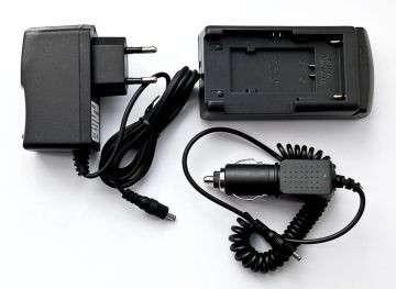 Универсальное з/у PowerPlant NP-BN1, NP-110, DB-L90, LI-70B, BN-VG107,