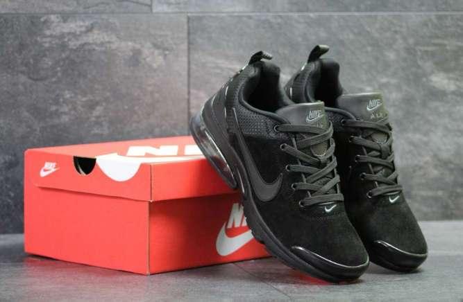 Мужские кроссовки черные Nike 7148