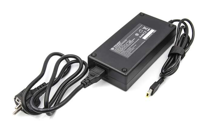 Блок питания для ноутбуков PowerPlant IBM/LENOVO 220V, 170W 20V 8.5A (