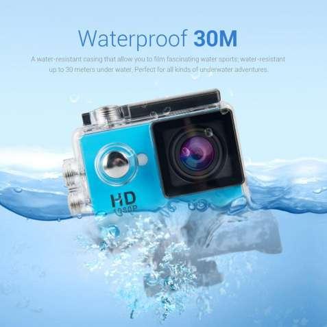 Экшн камера Sport Cam 1080p