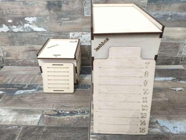 Lash Box / Лашбокс / Органайзер для лашмейкера
