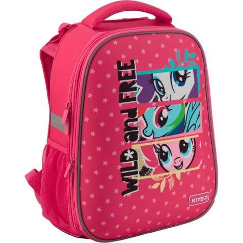 Рюкзак школьный каркасный Kite 2019 Education My Little Pony LP19-531M