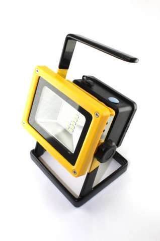 Фонарик ручной аккумуляторный прожектор 100W Bailong BL-204