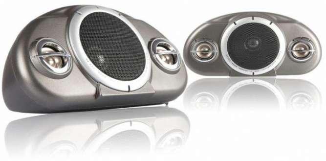 Колонки автомобильные Boschmann PR-333 2-х канальная акустика