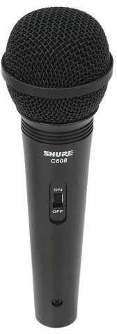 Микрофон Shure C608