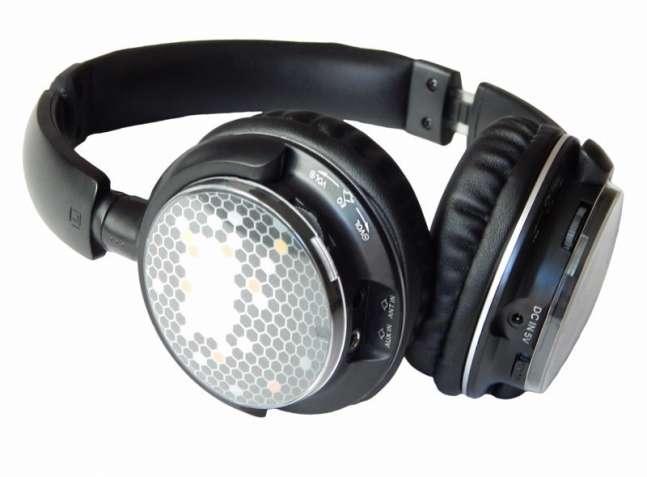 Беспроводные наушники ATLANFA AT-7603 с Bluetooth, MP3 и FM