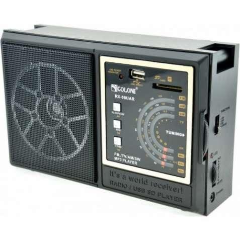 Радиоприемник Golon RX-98UAR USB/SD/FM