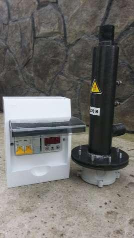 Электрокотёл электродный ЭкоТеп-1Ф-200 (200м.кв, 8кВт, 1 фаза)