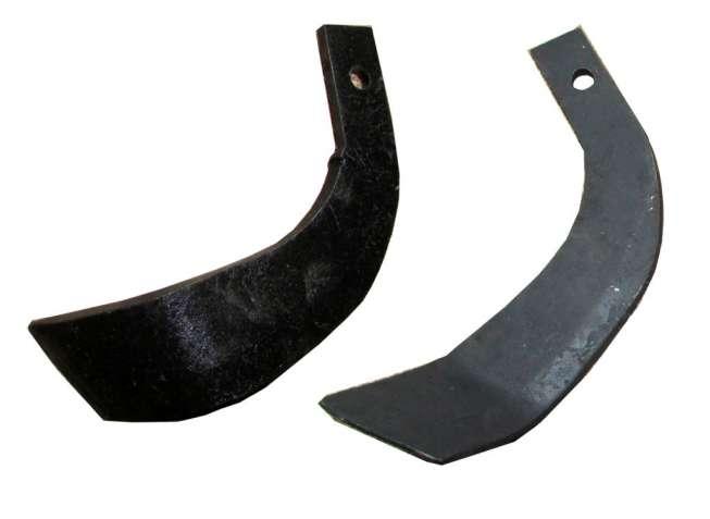 Нож для активной фрезы 185 (для мотоблока) Премиум