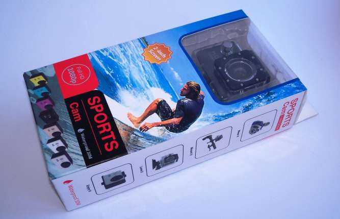 Экшн-камера A7 1080p