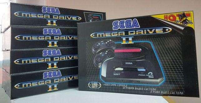 Приставка SEGA Mega Drive 2