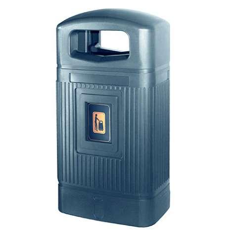 G004 Урна для мусора уличная Glasdon Jubilee 110 л