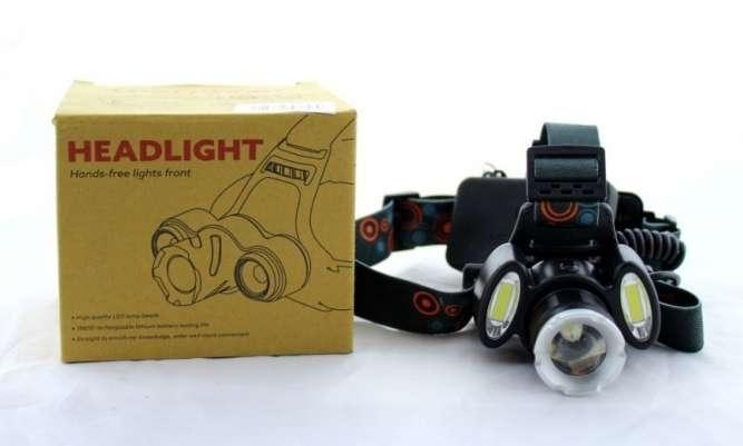 Налобный фонарь Bailong Police BL-C865-T6