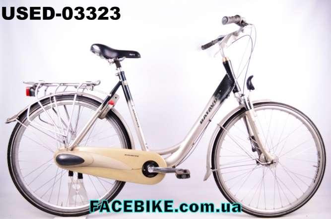БУ Городской велосипед Batavus-Гарантия,Документы-у нас Большой выбор!