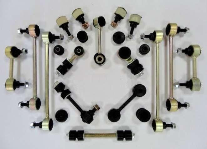 548301F000 Стойка стабилизатора Hyundai Tucson, Kia: Sportage. передня
